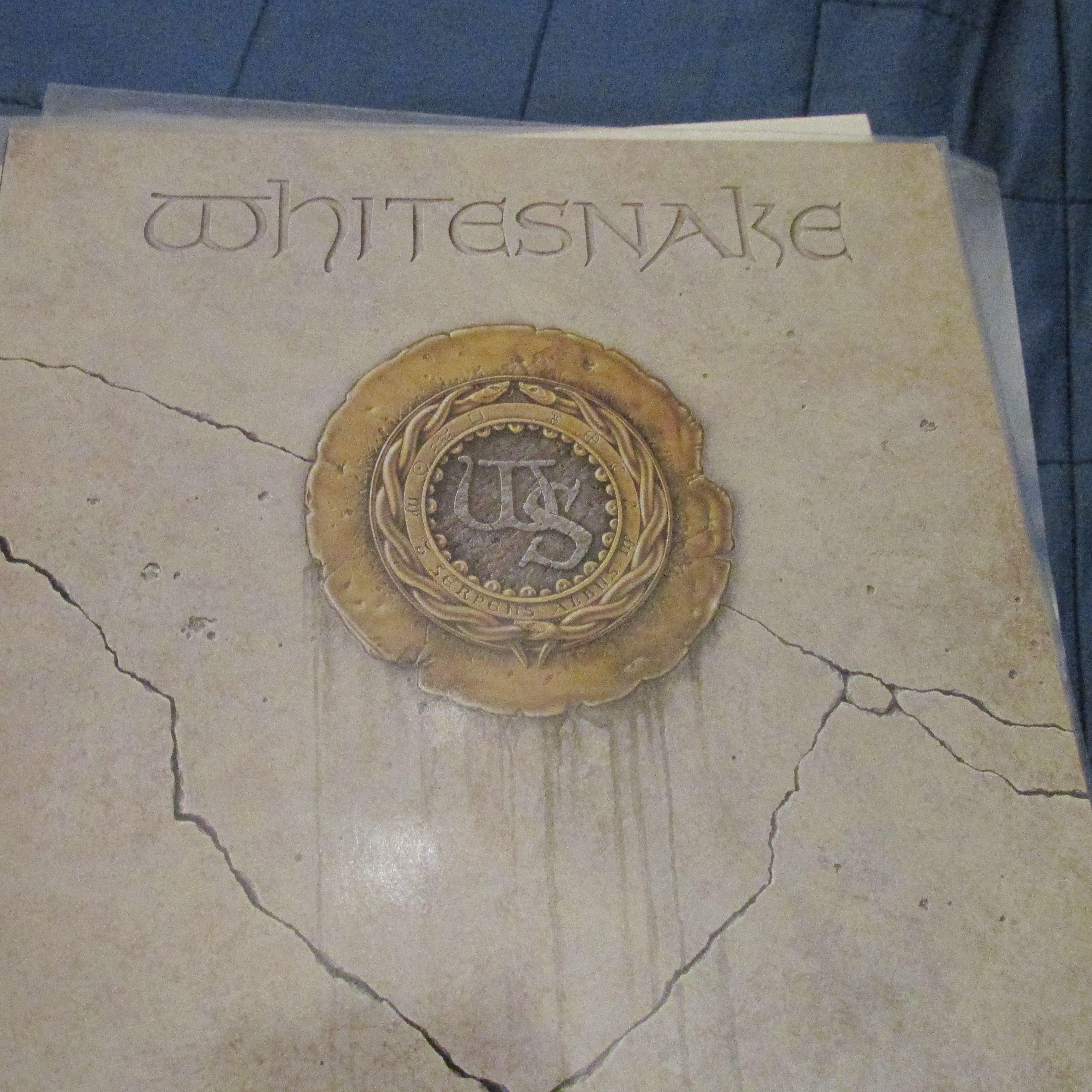 Whitesnake 1987 LP undefined