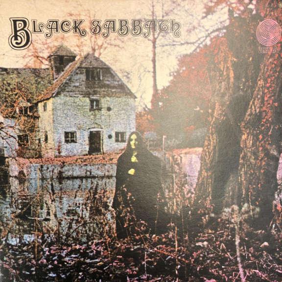 Black Sabbath Black Sabbath   LP 0