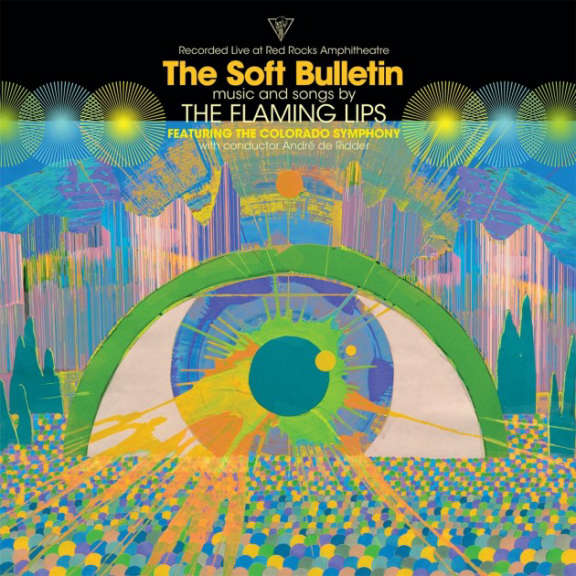 Flaming Lips The Soft Bulletin Live at Red Rocks LP 2019