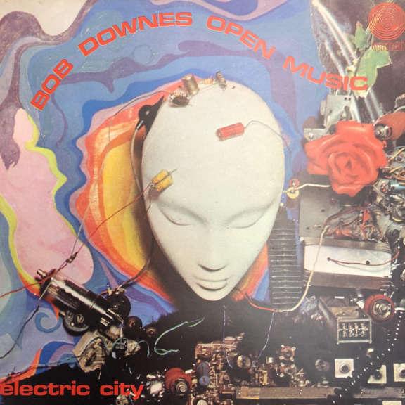 Bob Downes Open Music Electric City LP 1970