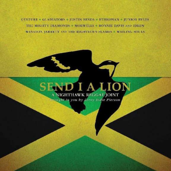 Various Send I A Lion: A Nighthawk Reggae Joint   Oheistarvikkeet 2019