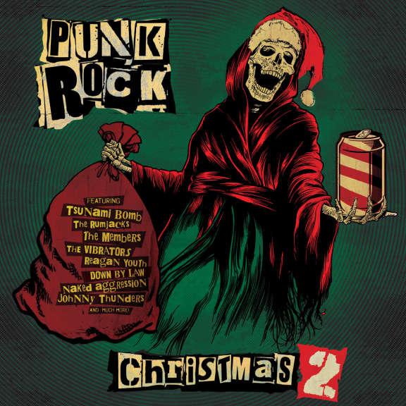 Various Punk Rock Christmas 2 LP 2019