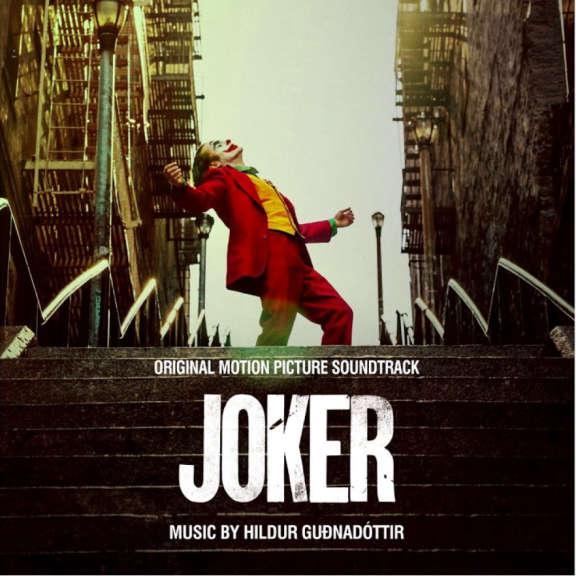 Hildur Gudnadottir Joker (Original Motion Picture Soundtrack) Oheistarvikkeet 2019