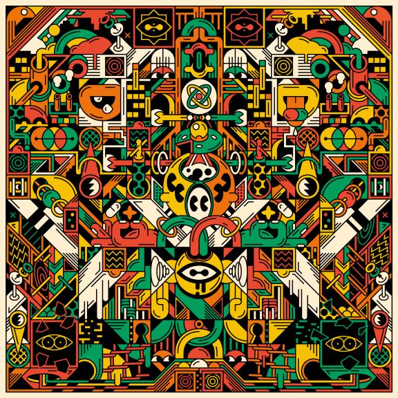 Botherers Urban Schizophrenia LP 2019