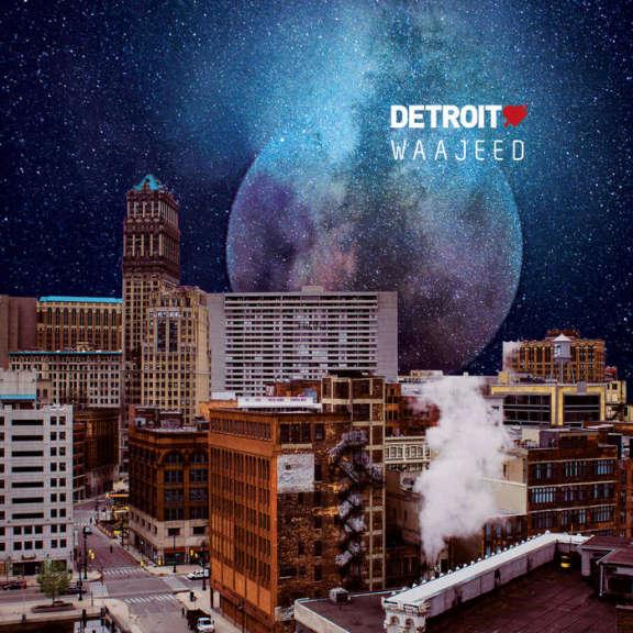 Waajeed Detroit Love Vol. 3 LP 2019