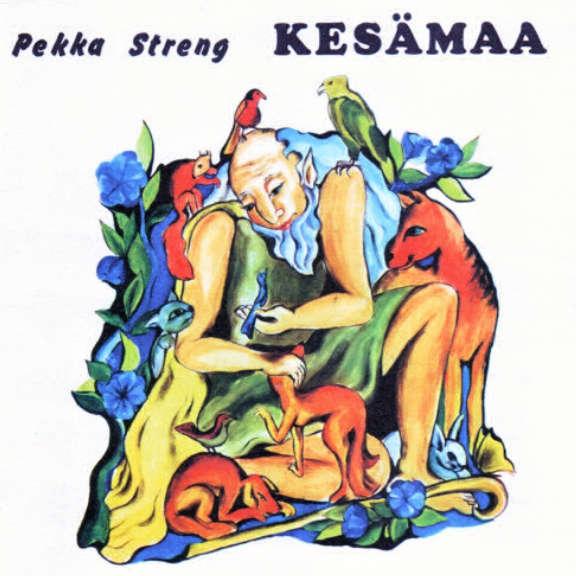 Pekka Streng Kesämaa (Rolling Indie Exclusive) LP 2020
