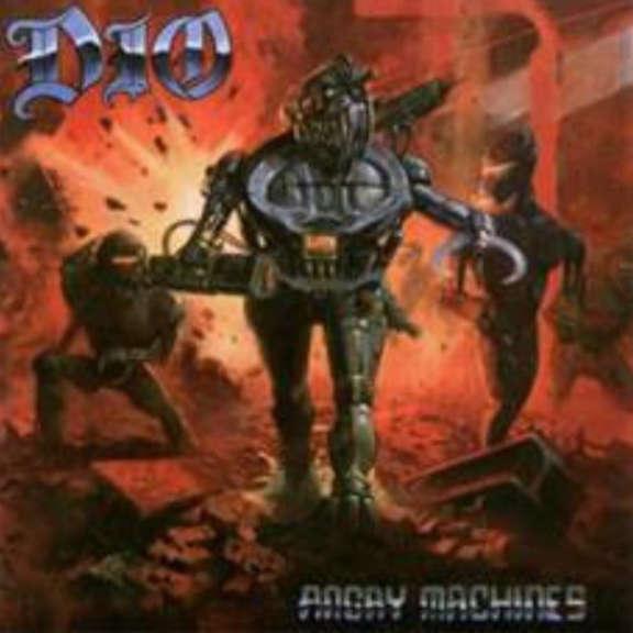 Dio Angry Machines   Oheistarvikkeet 2020