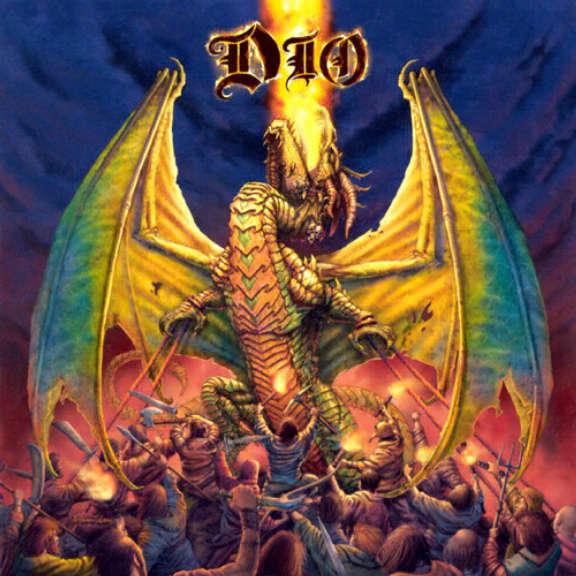 Dio Killing The Dragon LP 2020