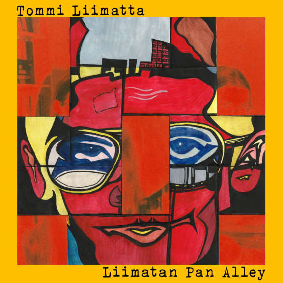 Tommi Liimatta Liimatan Pan Alley LP 2020