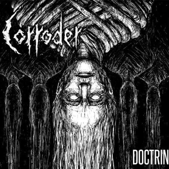 "Corroder Doctrine 7"" LP 2019"