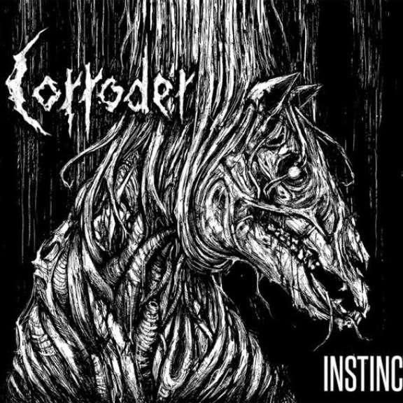"""Corroder Instinct 7"""" LP 2019"""