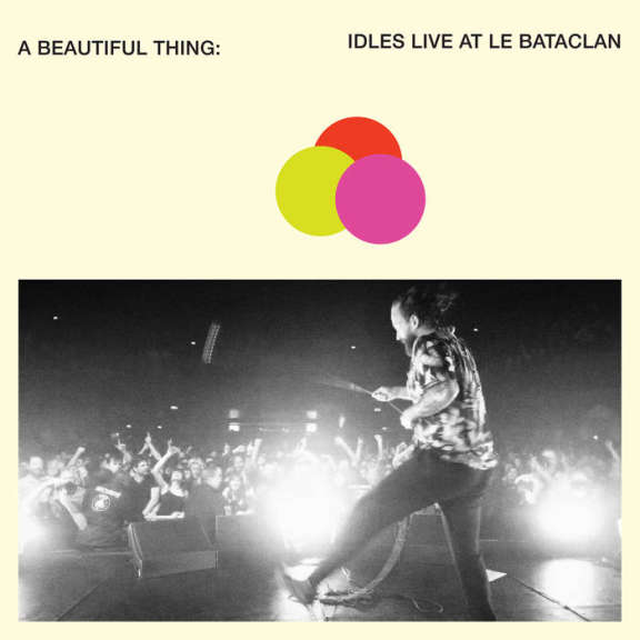 Idles A Beautiful Thing: Live at Le Bataclan (Neon orange) LP 2019