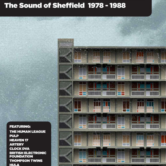Dreams to fill the vacuum; sound of sheffield Various Oheistarvikkeet 2019