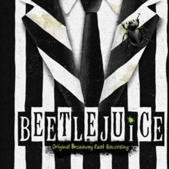 Eddie Perfect Beetlejuice (2018 Musical) LP 2019