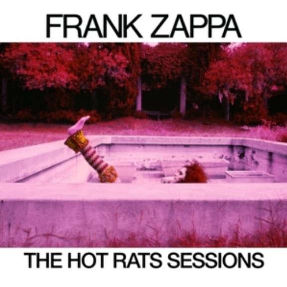 Frank Zappa The Hot Rats Sessions Box Set Oheistarvikkeet 2019