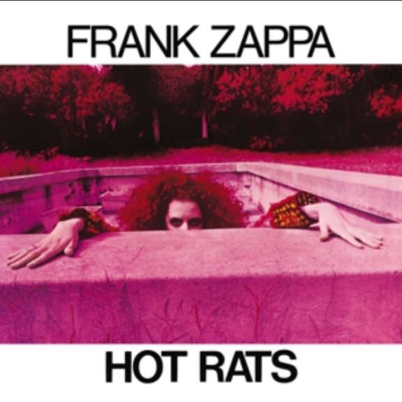 Frank Zappa Hot Rats (50th Anniversary) LP 2019