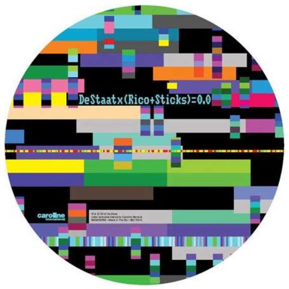 De Staat Remixed Pt. 1 LP 2019
