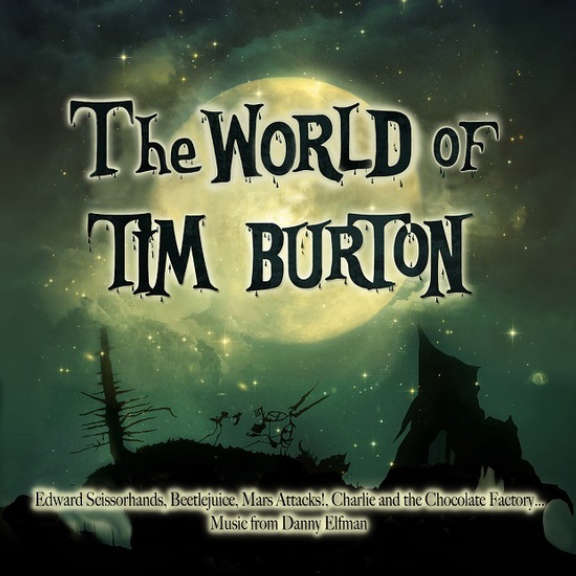 Various Artists The World Of Tim Burton LP 2019