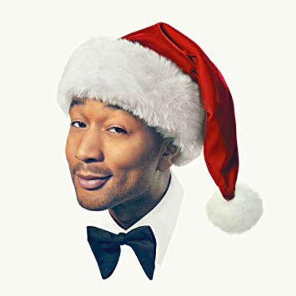 John Legend A Legendary Christmas LP 2019