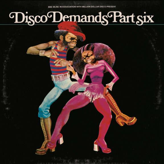 Al Kent Disco Demands Part 6 Oheistarvikkeet 2020