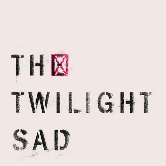 Twilight Sad Rats 7'' LP 2019