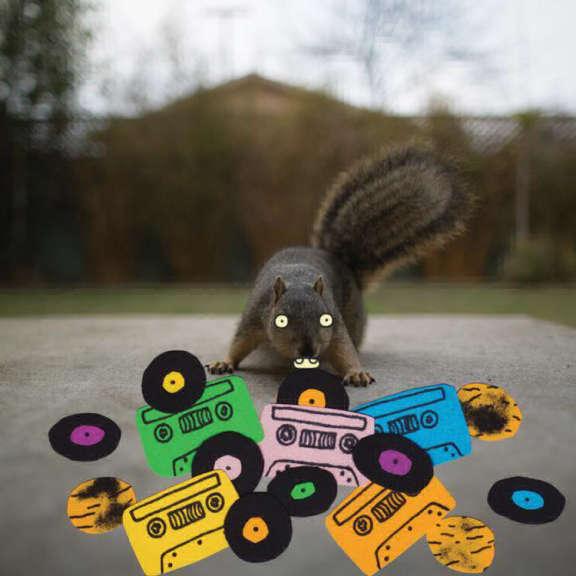 Evidence Squirrel Tape Instrumentals Vol. 1 LP 2020