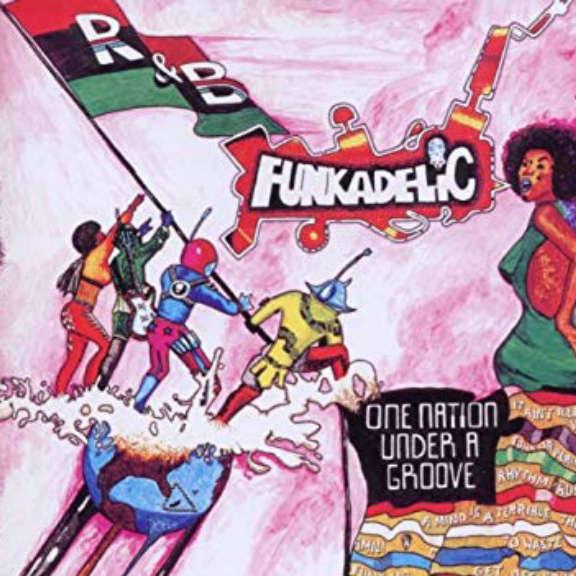 Funkadelic One Nation Under a Groove  Oheistarvikkeet 2019