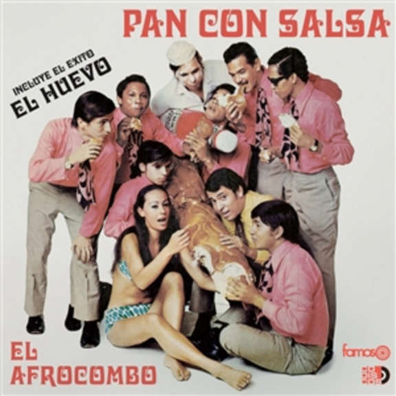 El Afrocombo Pan Con Salsa LP 2019
