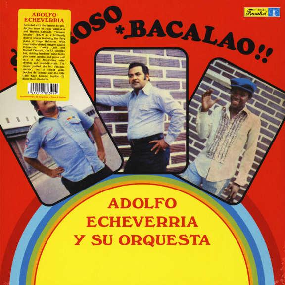Adolfo Echeverria Y Su Orquesta LP 2019
