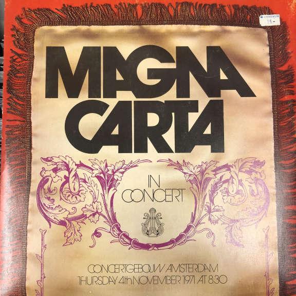 Magna Carta In Concert LP 1972