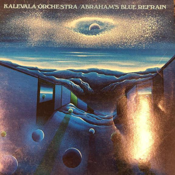 Kalevala Orchestra Abraham's Blue Refrain LP 1977