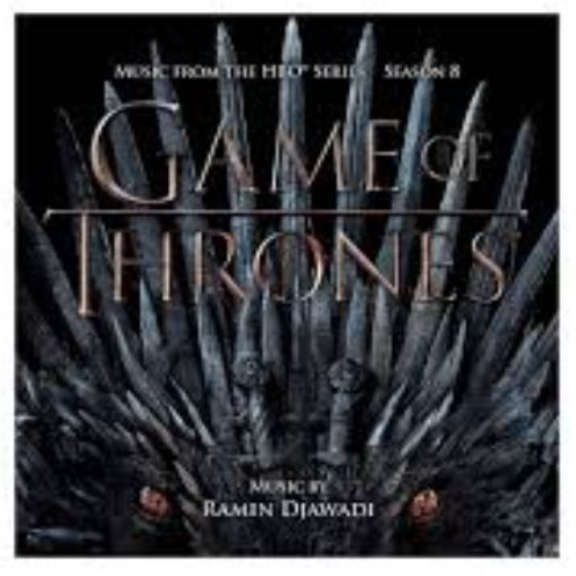 Ramin Djawadi Game Of Thrones: Season 8 (OST) LP 2019