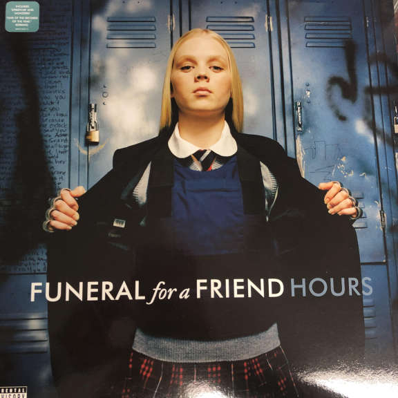 Funeral For A Friend Hours LP 2005