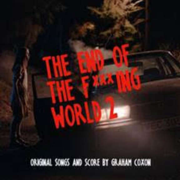 Graham Coxon The End of the F***ing World OST LP 2020