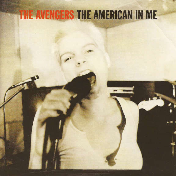 The Avengers American In Me LP 2019