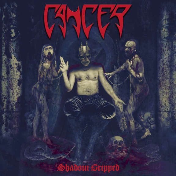 Cancer Shadow Gripped Oheistarvikkeet 2019