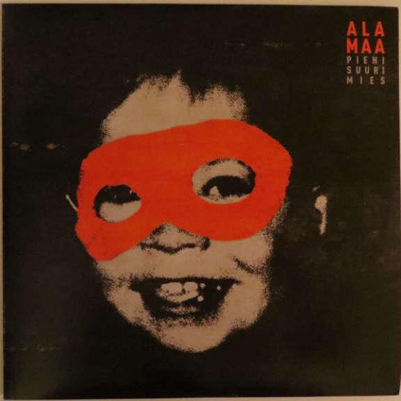 Alamaa Pieni Suuri Mies LP 2011