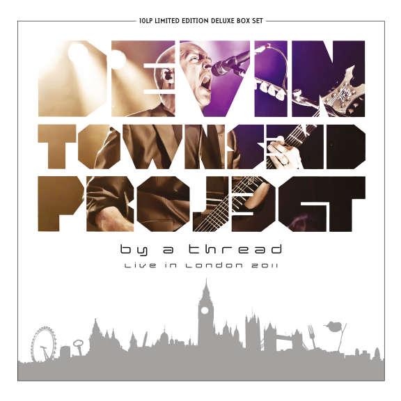 Devin Townsend Live In London 2011 (10Lp Deluxe Box) LP 2020