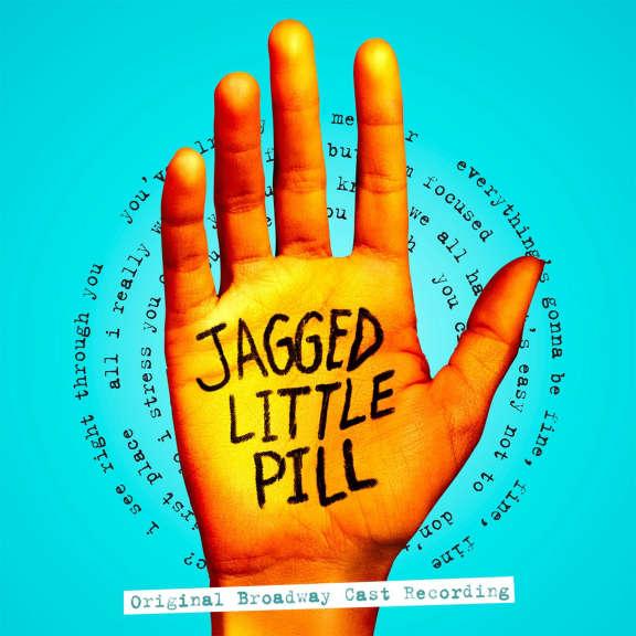 Various Jagged Little Pill Original Broadway Cast Recording Oheistarvikkeet 2019