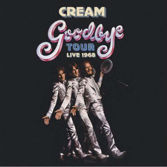 Cream Goodbye Tour – Live 1968 Oheistarvikkeet 2020