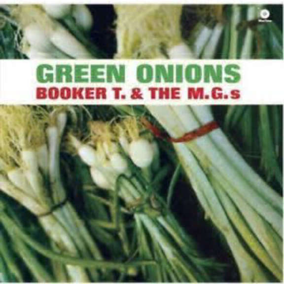 Booker T. & The M.G.'s Green Onions LP 2014