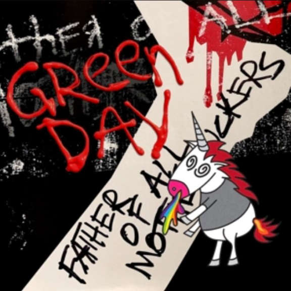 Green Day Father of All...     Oheistarvikkeet 2020