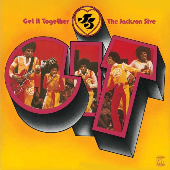 The Jackson 5 Get It Together LP 2019