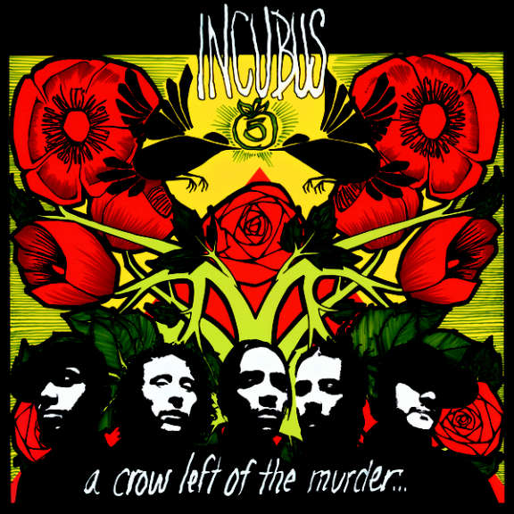 Incubus A Crow Left Of The Murder... (Coloured) LP 2020