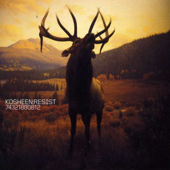 Kosheen Resist (Coloured) LP 2020
