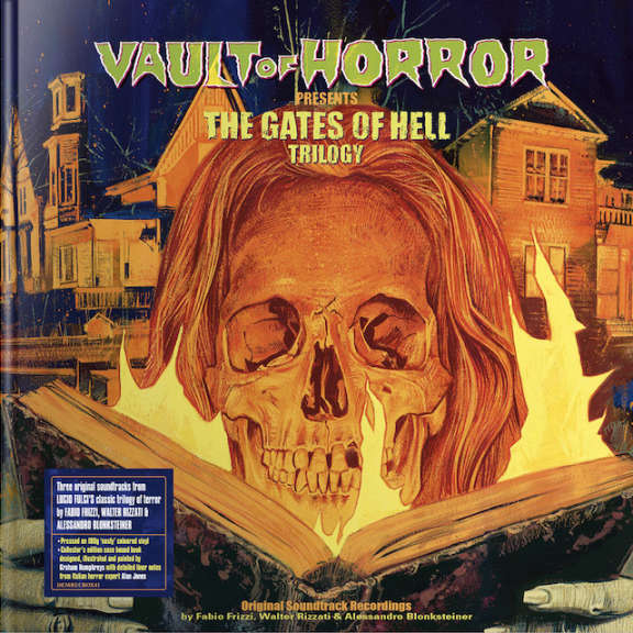 Various Vault Of Horror Presents: The Gates Of Hell Trilogy LP 2019