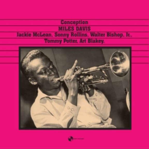 Miles Davis Conception LP 2016