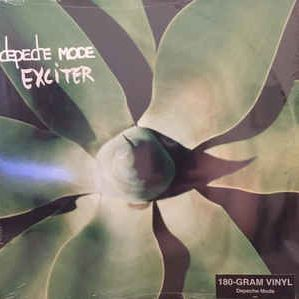 DEPECHE MODE EXCITER 2LP, 180G (UUSI LP) LP undefined