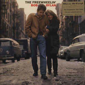 BOB DYLAN The Freewheelin' Bob Dylan {MONO] (UUSI LP) LP undefined