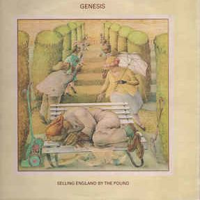 GENESIS Selling England By The Pound 180G (UUSI LP) LP undefined
